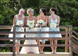 beach wedding ideas for brides and bridal parties