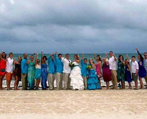 destination wedding using a travel planner is best.