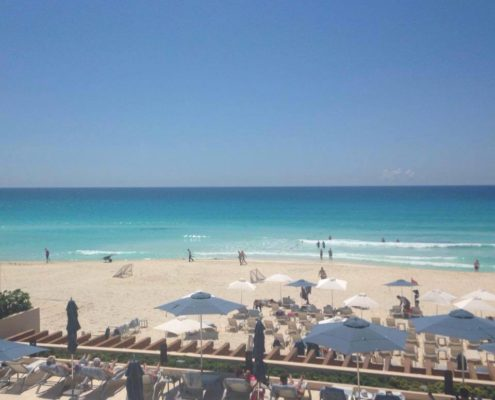 Travel planning to Mexico, Cancun